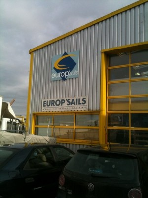 EuropSails located conveniently by Geneva Airport.