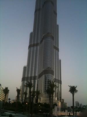 burj khalifa may 2010