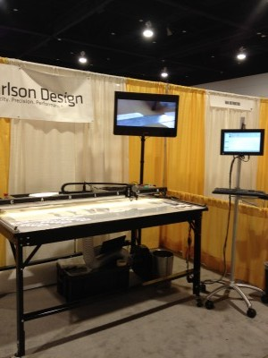 Carlson Booth -- All the bells-and-whistles!