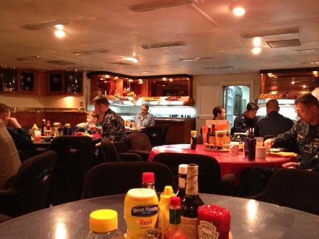 Carlson Design Tiger Cruise On The John C Stennis Cvn 74