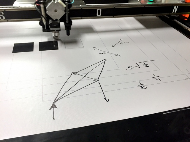 Step 1:  Calibrate, Check X/Y Offsets, and Square the plotter/Cutter.