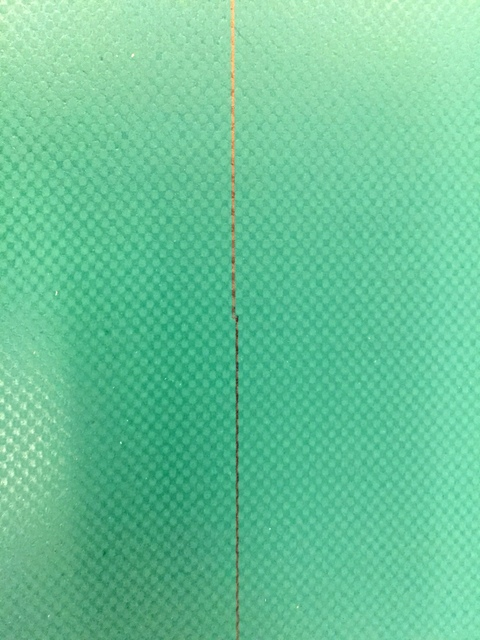 Alignment is as accurate a you are.  This is a picture how closely the lines in part A and part B align.  Tolerance is +/- the width of a line.