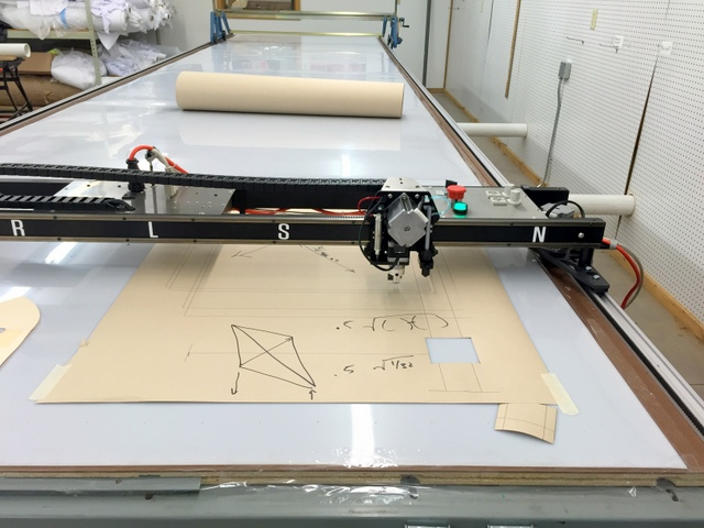 For best results calibrate and square the Plotter/Cutter before beginning production.