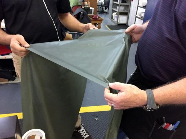 Inspecting cut quality