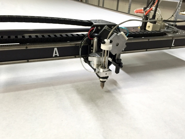 The Carlson Design Hot Knife tool attachment will attach to most Plotter/Cutter systems. Attaching the Hot Knife tool attachment in place of the Rotary/Drag blade holder can be done in minutes.